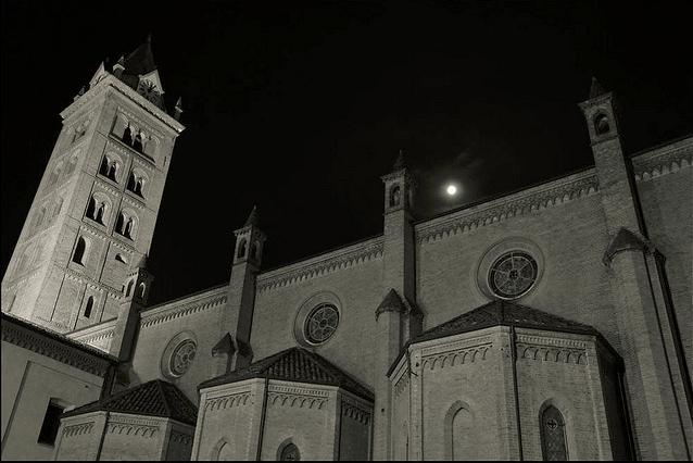 Campanile e cattedrale