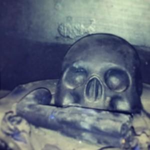 Gallizio particolare anticamera morte