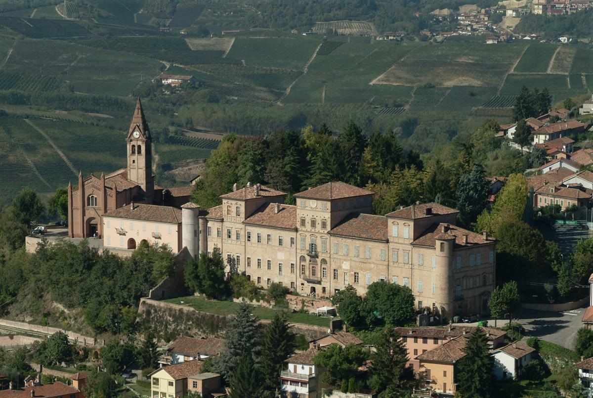 castello di Magliano Alfieri