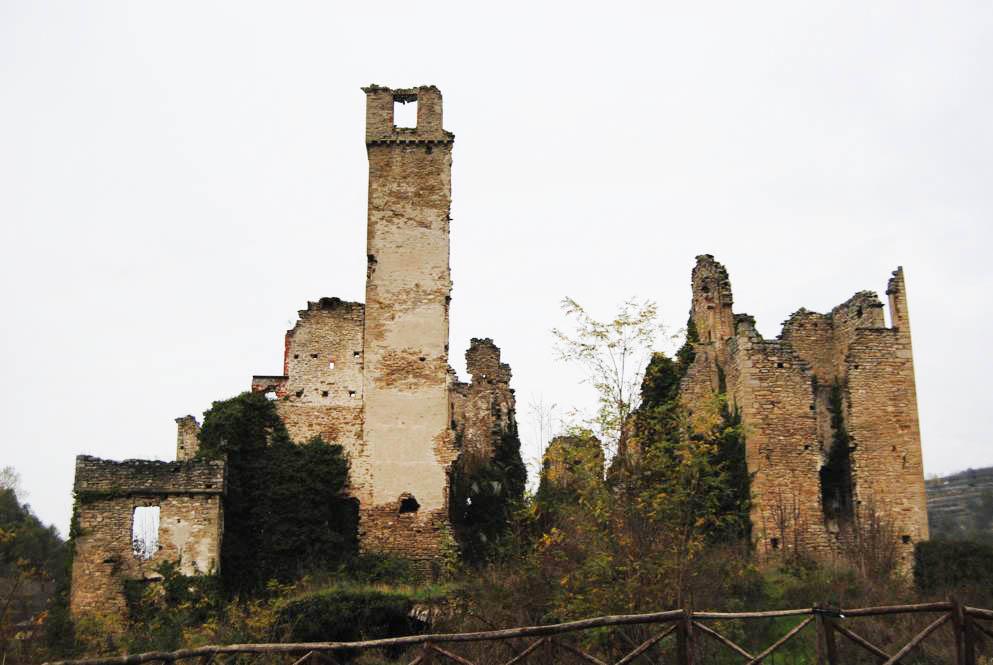 castello di gorzegno