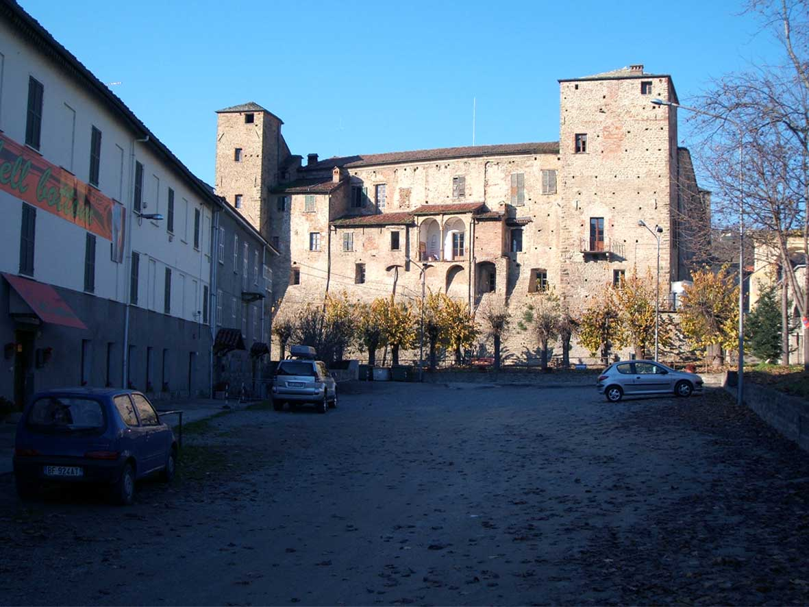 Monti Monastero Bormida
