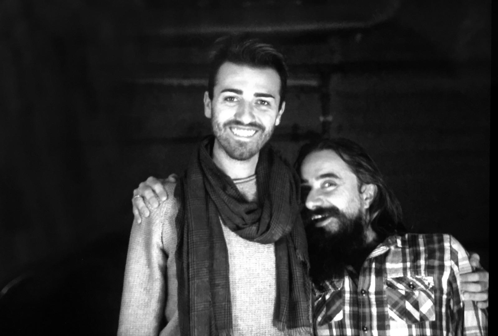 Paolo Tibaldi e Mario Bois