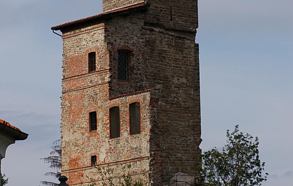 Torre di Camerana
