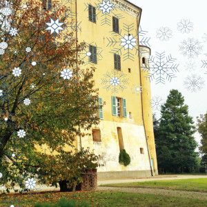 Sanfrè Castello Natale