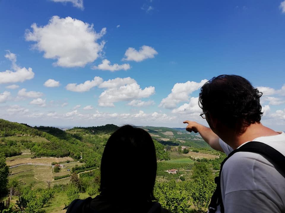 Escursioni, Terre alte